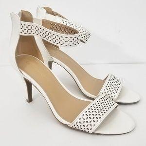Lane Bryant Heeled Sandals Size 10W (Wide Width)
